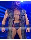 WWE Drew McIntyre Black Leather Coat