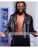 WWE Kofi Kingston Leather Jacket