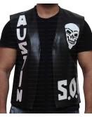 WWE Stone Cold Steve Austin Skull S.O.B Vest