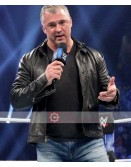 WWE Shane Mcmahon Leather Jacket