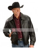WWE John Bradshaw Layfield Leather Jacket