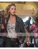 X-Men Dark Phoenix Jennifer Lawrence Leather Jacket