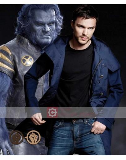 X-Men Dark Phoenix Nicholas Hoult Coat