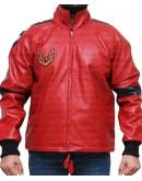 Smokey And The Bandit Burt Reynolds Red Cosplay Jacket