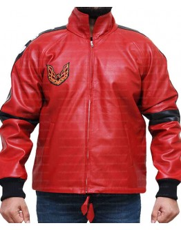 Smokey And The Bandit Burt Reynolds Red Cosplay Jacket