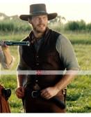 Magnificent Seven Chris Pratt (Josh Faraday) Suede Vest