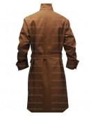 Blade Runner Rick Deckard (Harrison Ford) Brown Trench Coat