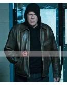 Death Wish Bruce Willis Brown Leather Jacket