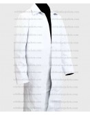 The Matrix Reloaded Adrian Rayment Costume Coat
