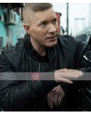 Power Joseph Sikora Bomber Leather Jacket