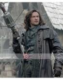 Van Helsing Hugh Jackman Leather Trench Costume Coat
