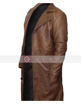 Batman Dawn of Justice Nightmare Brown Coat