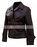 Captain America Agent Peggy Carter Leather Jacket