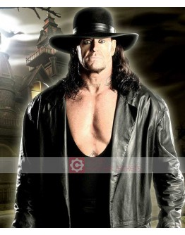 WWE The Undertaker Dead Man Trench Coat