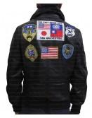Top Gun Tom Cruise (Maverick) Leather Jacket