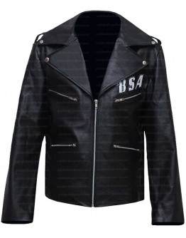 BSA Faith George Michael Rockers Revenge Jacket