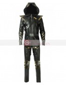 Avengers Endgame Hawkeye Ronin Leather Pant