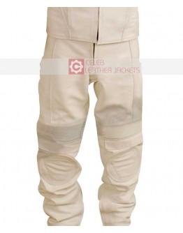 Oblivion Tom Cruise (Jack) White Pant