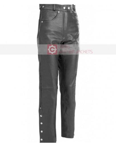 River Road Pueblo Unisex Leather Pant