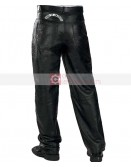 Sons Of Anarchy Charlie Hunnam Leather Pant