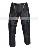 X-Men 3 Iceman (Shawn Ashmore) Leather Pant