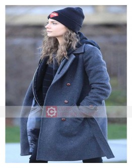 Arrow Thea Queen (Willa Holland) Wool Coat