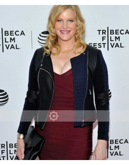 Breaking Bad Anna Gunn World Premiere Jacket
