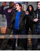 Brooklyn Nine-Nine Melissa Fumero (Amy Santiago) Leather Jacket