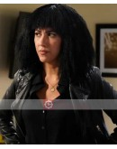 Brooklyn Nine Nine Stephanie Beatriz Biker Leather Jacket