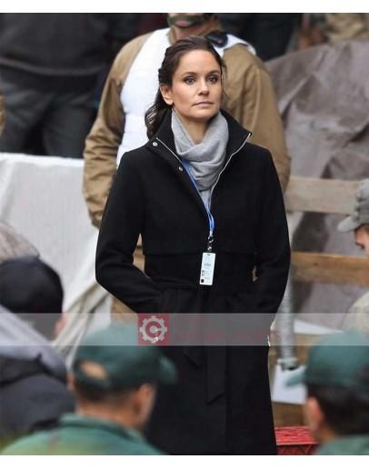 Colony Sarah Wayne Callies (Katie Bowman) Coat