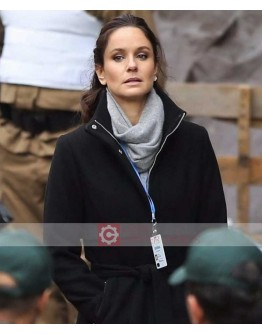 Colony Sarah Wayne Callies (Katie Bowman) Coat