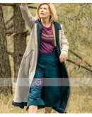 Doctor Who Series Jodie Whittaker Coat