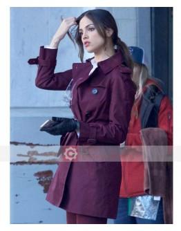 Baby Driver Darling (Eiza Gonzalez) Coat