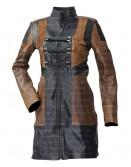 Guardians Of The Galaxy Zoe Saldana (Gamora) Costume Coat