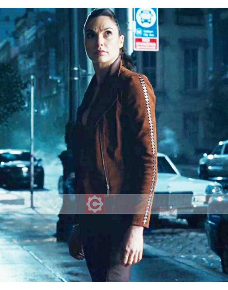 26c1f664e380 Buy Justice League Gal Gadot (Wonder Women ) Jacket