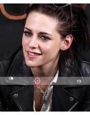 Kristen Stewart Personal Shopper Leather Jacket