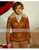 Night At the Museum 2 Amy Adams Leather Jacket