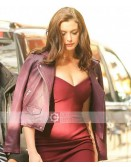 Ocean's 8 Anne Hathaway (Daphne Kluger) Leather Jacket