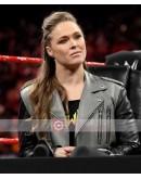 WWE Ronda Rousey Stylish Leather Jacket
