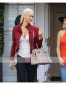 WWE Maryse Ouellet Travel Outfit Jacket