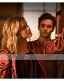 You Tv Series Elizabeth Lail (Guinevere Beck) Jacket