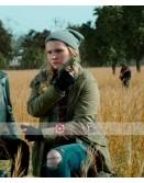 Zombieland Double Tap Abigail Breslin Green Jacket