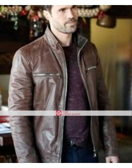 Agents Of Shield Grant Ward (Brett Dalton) Jacket