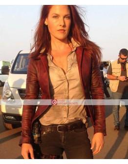 Ali Larter Resident Evil 6 Claire Redfield Jacket