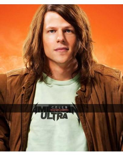 American Ultra Jesse Eisenberg (Mike Howell) Jacket