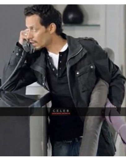 Anthony Kohls Marc Cotton Black Jacket