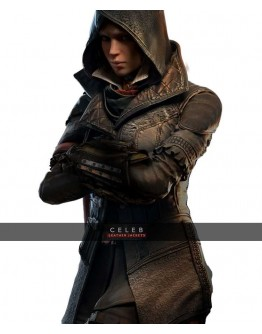 Assassins Creed Syndicate Evie Frye Coat