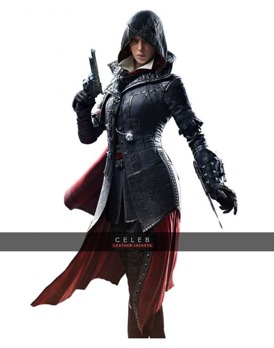 Evie Frye Coat Assassins Creed Syndicate Evie Frye Costume