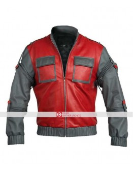 Back to Future 2 Marty McFly Jacket