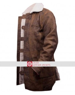 BANE Tom Hardy Dark Knight Rises Distressed Coat